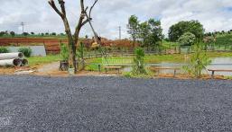 Bán gấp đất thổ cư, 2 mặt tiền sổ hồng sẵn, giá chỉ 350 triệu