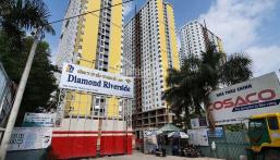Bán gấp căn hộ Diamond D22-06 view biệt thự - Q1 giá 2 tỷ 020 Triệu bao sang tên -