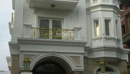Biệt thự khu hẻm 8m hẻm Quang Trung, phường 10, quận Gò Vấp. Diện tích: 6m x 19m