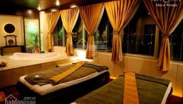Cho thuê  nhà MT làm spa, văn phòng, nhà hàng ngay Lê Thánh Tôn- Lý Tự Trọng, Q1,  8x16m, 4L, 150tr