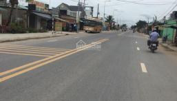 1 Lô duy nhất 2 mặt tiền đường tại Quốc lộ 50 gần cây xăng nhà nước, 158m2 giá 840tr, thương lượng