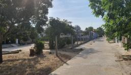 Chính chủ 315m2 hai mặt tiền (7*46m) hai hướng đối đít nhau, đường 7m khối phố Tân Khai, Điện Dương