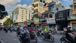Cho thuê nhà nguyên căn MT Hoàng Văn Thụ, Q. Tân Bình 5mx20m, 7 lầu thang máy, giá 79 triệu TL