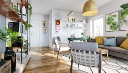 Cho thuê căn hộ Central Garden, 78m2, 2PN, giá 9tr, LH 0909.868.294