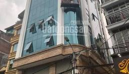 Bán nhà phố Nguyễn Khả Trạc kinh doanh VP, DT 77m2, 5 tầng, thang máy