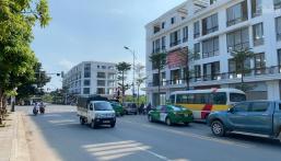 Bán shophouse 3 mặt tiền trung tâm TP Thái Nguyên, KĐT Picenza. Liên hệ 0922231388