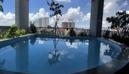 Bán căn hộ 35m2 dự án D'Vla số 1117 đường Huỳnh Tấn Phát, Quận 7, LH 0988319000