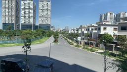 Bán căn góc 2PN, 2 mặt thoáng, diện tích 81m2 căn số 2 và 9 ở tòa Novo dự án Kosmo, Tây Hồ