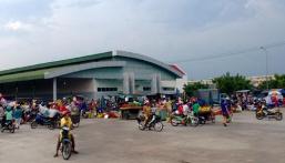Kẹt tiền cần sang gấp lô đất bên KCN Bàu Bàng, đường nhựa lớn, sổ sẳn, giá chỉ 870tr/nền, đông dân