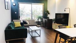 Cần cho thuê gấp The Sun Avenue 90m2, 3PN, full nội thất giá tốt nhất thị trường chỉ 15tr/tháng