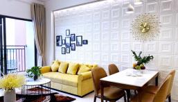 Cho thuê chung cư The Sun Avenue 76m2, 2PN, full nội thất cao cấp giá tốt nhất chỉ 14tr/tháng