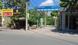 Bân đất thổ cư diện tích rộng, hẻm 4m Đường Trần Hưng Đạo - phường 5 - TP Mỹ Tho - TG