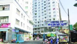 Chuyên cho thuê căn hộ Tôn Thất Thuyết, có nhiều căn để lựa chọn, phường 1, quận 4