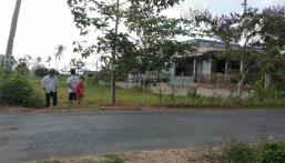 Đất mặt tiền gần chợ Giao Thạnh Thạnh Phú