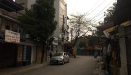 Bán 62m2 trục chính thôn Đại Bản đường trước đất trải nhựa 2 mặt đường
