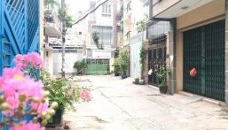Bán nhà đường Phan Đình Phùng, Phường Tân Thành, 4x20m, hẻm rộng rãi, an ninh