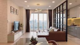 Cho thuê căn hộ Sunrise City View Block B. Tầng cao, Nguyễn Hữu Thọ, Quận 7
