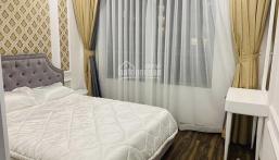 Căn hộ H2 Hoàng Diệu Q4 2PN 2WC tiện nghi nội thất tốt - ban công thoáng mát 10,5tr/th