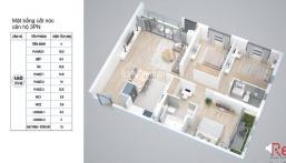 Bí mật căn hộ 3PN đẹp nhất dự án được chính chủ sở hữu rao bán với giá đẹp - Mua thời điểm đầu DA