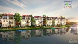 Aqua City Biệt thự đơn lập diện tích 340m2, giá bán 19,8 tỷ tốt nhất, View sông trực diện 100m