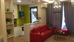 Nhà mình cho thuê gấp căn hộ full đồ chung cư Gamuda, Hoàng Mai, 0973 981 794, MTG