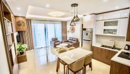 Tổng hợp các căn hộ đẹp 2 - 3PN, 93 - 131m2 full nội thất cao cấp tại Indochina, giá từ 15 triệu/th