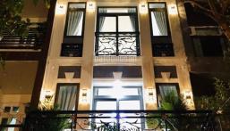 Bán căn nhà đẹp sống thụ hưởng, vừa ở vừa làm VP công ty, khu biệt thự, đường Bình Giã, DT: 5x30m