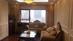 Cho thuê gấp căn hộ Ngọc Khánh Plaza: 3PN, 111m2, giá 16 triệu/tháng. LH 0974.090.487