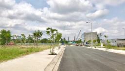 Bán gấp lô đất mặt tiền Đào Trí, Phú Thuận, Q7 80m2 giá TT chỉ 1tỷ6, bớt chút lộc cho ai thiện chí