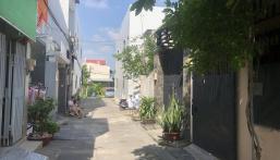 Bán nhà 1 trệt 1 lửng, đối diện trường cấp 1 - 3 đường 10, P. Linh Xuân