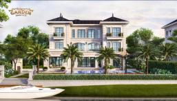 Nền biệt thự ao vườn giữa lòng Q9, diện tích 1032m2, giá chỉ từ 14 triệu/m2, Sài Gòn Garden Q9