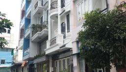 Bán nhà hẻm 6m đường Bờ Bao Tân Thắng, P. Sơn Kỳ, Q. Tân Phú, DT 4x19m, đúc 4.5 tấm gía 6.5 tỷ TL