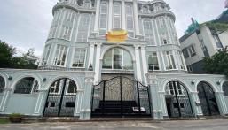 Mặt bằng kinh doanh vị trí siêu đẹp tại phố Võ Chí Công DT 1000m2, MT 25m.