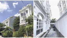 Bán nhà phố phong cách Châu Âu P. Cát Lái, quận 2, sổ hồng riêng chính chủ. Liên hệ 0938 920 727
