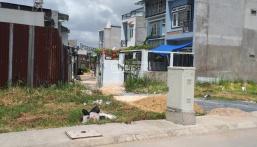 Bán đất MT Vĩnh Phú 21, TP. Thuận An, DT 90m2, đất vị trí đẹp đường nhựa lớn, giá chỉ 780 triệu,LH.
