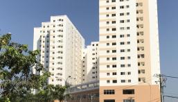 Bán gấp căn hộ chung cư chợ đầu mối Hóc Môn