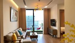 Chính chủ cho thuê căn hộ Seasons Avenue Mỗ Lao, 2 PN, full đồ, giá 8.5 tr/th, LH 0915 651 569