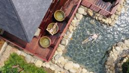 Bán biệt thự nghỉ dưỡng Sungroup, khoáng nóng Yoko Onsen Quang Hanh, sở hữu vĩnh viễn