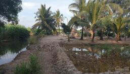Chính chủ gửi bán đất sào Phước Khánh, giá gốc sổ hồng riêng, đường ô tô, mặt rạch, 1000m2, 830tr