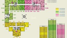 Bán chung cư thành phố sát bên chợ đầu mối Hóc Môn, 50m2, 2PN, WC, giá 950 triệu