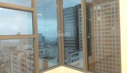 Cần cho thuê gấp căn hộ góc 2PN Sunwah Pearl, view nhìn thoáng về sông và tP, giá chỉ 14 triệu