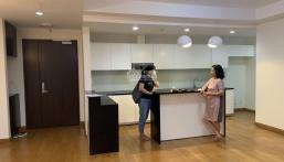 Bán căn hộ 130m2, tầng 20 tòa C chung cư Mandarin Garden view Lã Vọng. LHTT: 0896651862