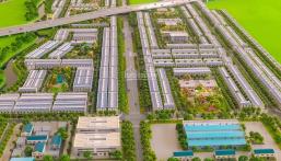Chủ đầu tư chính thức mở bán dự án The Sol City thành phố vệ tinh Nam Sài Gòn, giá chỉ 20 triệu/m2