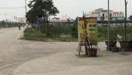 Cần ra nhanh mấy lô mặt đường Nguyễn Đổng Chi giao nhau với đường Trần Nhân Tông, thị xã Hồng Lĩnh