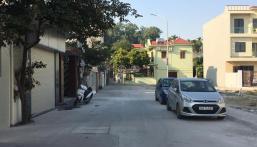 Bán đất sổ đỏ lô góc đầu tư sinh lời quận Kiến An ngõ ô tô quay đầu