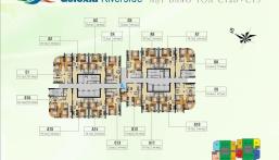 Không có nhu cầu ở nên gia đình tôi cần bán căn hộ 2 PN 2 vệ sinh toà CT3 Gelexia 885 Tam Trinh