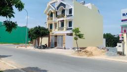 Cần bán ngay lô đất đẹp ngay MT đường Nguyễn Cửu Phú, Tân Tạo, đã có sổ hồng riêng. Giá 32tr/m2