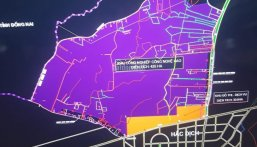 Bán giá 1,9tr/m2 lô đất xây trọ đầu tư 10x55m DT 550m2 đường 12m ngay cổng khu công nghệ cao 600 ha