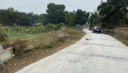Bán gấp 1400m2 đất có 100m2 thổ cư tại Hòa Sơn, Lương Sơn giá đầu tư