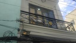 Cần vốn kinh doanh quán cà phê bán nhà mới xây hẻm phường 16, Q.8, TP. HCM